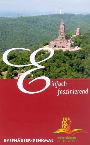 Kyffhäuser-Denkmal - Infoblatt