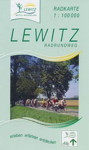 Radkarte Lewitz-Radrundweg