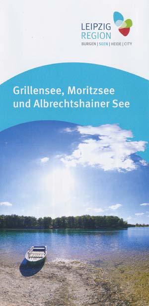 Leipzig und Region - Grillensee, Moritzsee und Albrechtshainer See