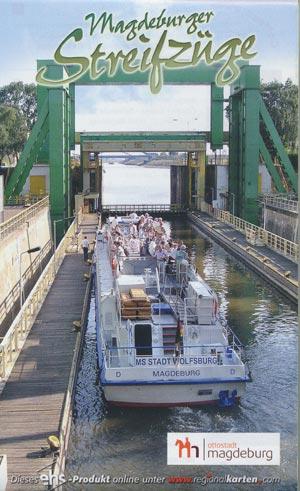 Magdeburger Streifzüge - Stadtplan und Sehenswertes