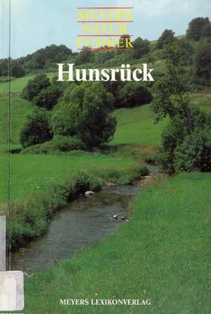 Meyers Naturführer Hunsrück (1990)