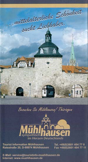Mühlhausen / Thüringen