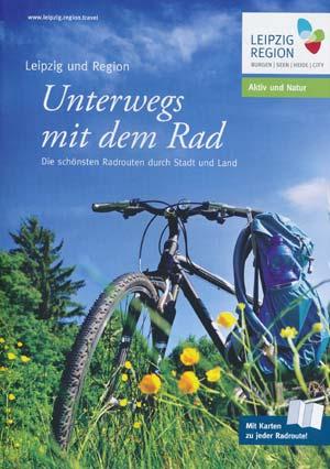 Unterwegs mit dem Rad in Leipzig und Region