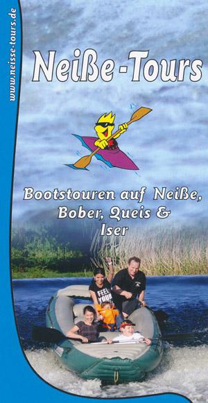 Neiße-Tours Bootstouren auf Neiße