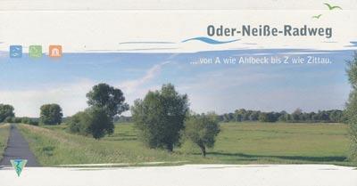 Oder-Neiße-Radweg von Ahlbeck bis Zittau