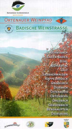 Ortenauer Weinpfad, Badische Weinstraße