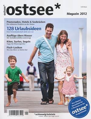 Ostsee* Magazin 2012