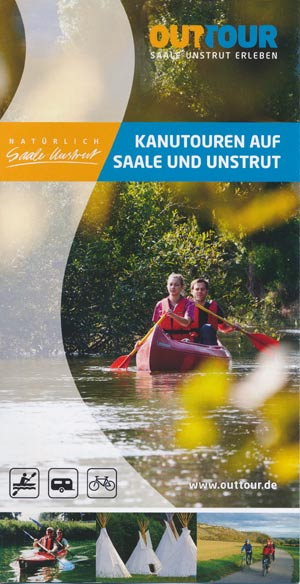 Saale-Unstrut-Erleben - Kanutouren und Tipidorf