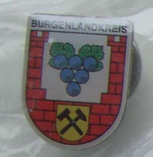 Pin - Burgenlandkreis