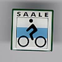 Pin vom Saale-Radwanderweg