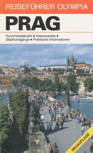 Prag - Reiseführer Olympia Verlag 1995