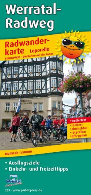 Publicpress Werratal-Radweg