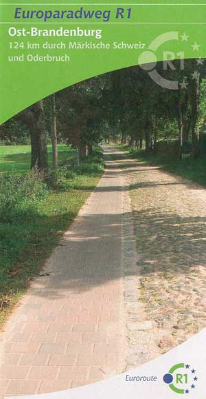 Radweg R1 in Brandenburg Ost