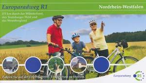 Europaradweg R1 Nordrhein-Westfalen