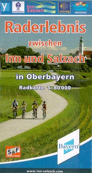 Raderlebnis zwischen Inn und Salzach in Oberbayern