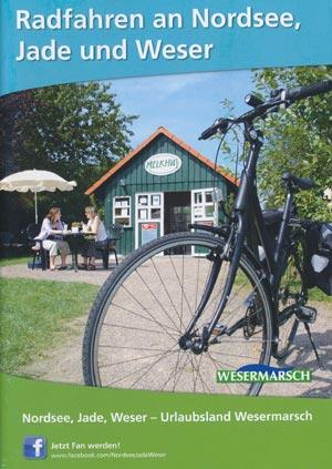 Radfahren an Nordsee, Jade, Weser