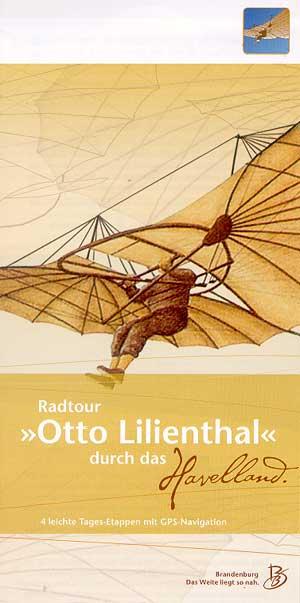 Radtour Otto Lilienthal durch das Havelland
