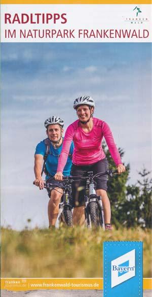 Naturpark Frankenwald für Radler und Biker