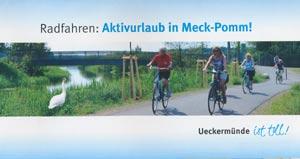Radfahren: Aktiv in Meck-Pomm! Rund um Ueckermünde