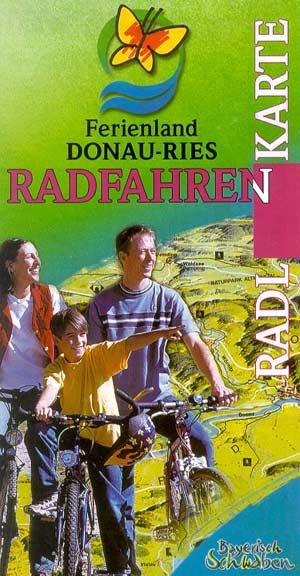 Radfahren im Ferienland Donau-Ries