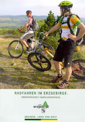 Radfahren im Erzgebirge - grenzenloses Radelvergnügen