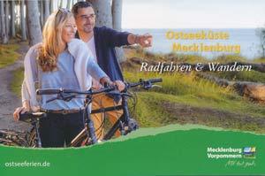 Radfahren und Wandern Ostseeküste Mecklenburg