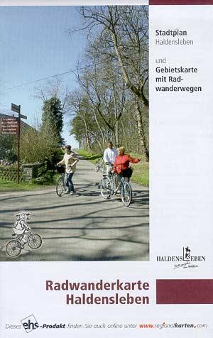 Radwanderkarte Haldensleben