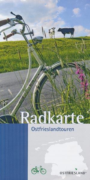Radkarte Ostfriesland