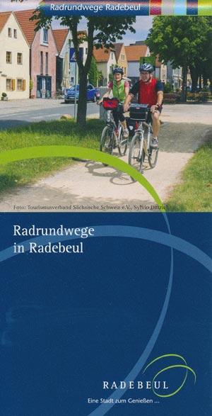 Radrundwege in Radebeul