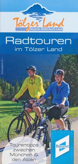 Radtouren im Tölzer Land, Tourentipps zwischen München und den Alpen