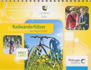 Radwanderführer der Region Greiz