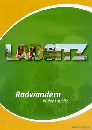 Radwandern in der Lausitz