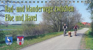 Rad- und Wanderwege zwischen Elbe und Havel