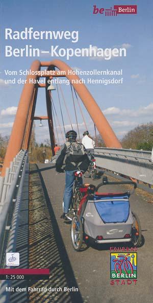 Radfernweg Berlin-Kopenhagen in Berlin