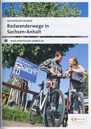 Naturfreude erleben - Radwanderwege in Sachsen-Anhalt, Broschüre