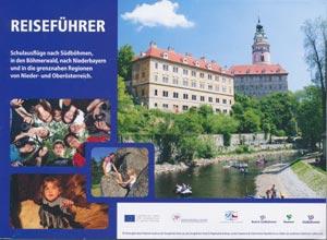 Reiseführer Schulausflüge nach Südböhmen