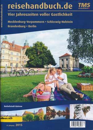 Reisehandbuch Mecklenburg-Vorpommern 2015
