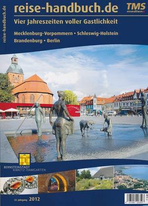 Reisehandbuch Mecklenburg-Vorpommern 2012