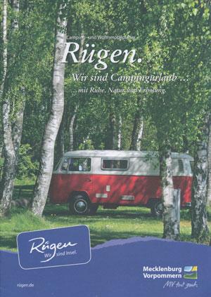 R�gen - Wir sind Campingurlaub