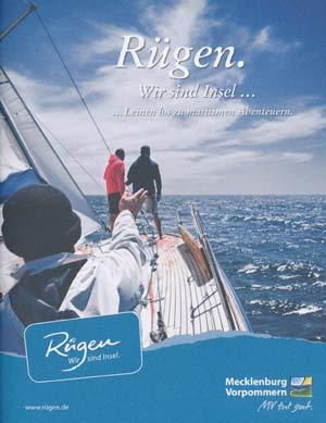 Rügen - Wir sind Insel... Leinen los zu maritimen Abenteuern