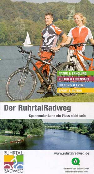 Ruhrtalradweg - spannender kann ein Fluss nicht sein
