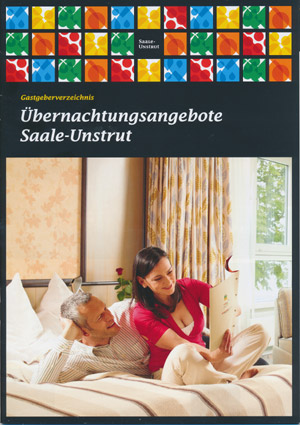 Gastgeberverzeichnis Saale-Unstrut