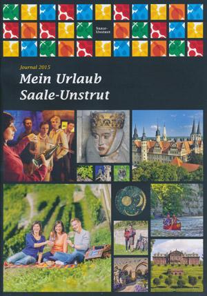 Urlaubs- und Freizeitjournal Region Saale-Unstrut 2016