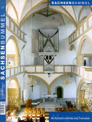 Sachsen-Bummel - Magazin für KulturGeschichte und Tourismus