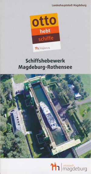 Schiffshebewerk Magdeburg-Rothensee