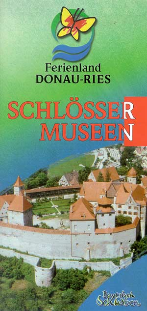 Schlösser und Museen im Ferienland Donau-Ries