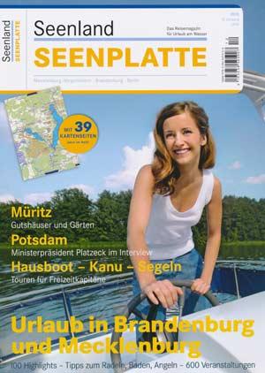 Seenland - Reisemagazin der Mecklenburgischen Seenplatte und Brandenburgs 2010