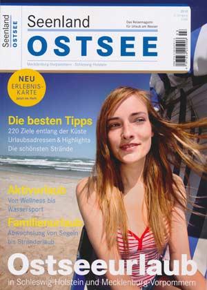 Seenland - Ostsee 2010 - Das Reisemagazin für Urlaub am Wasser