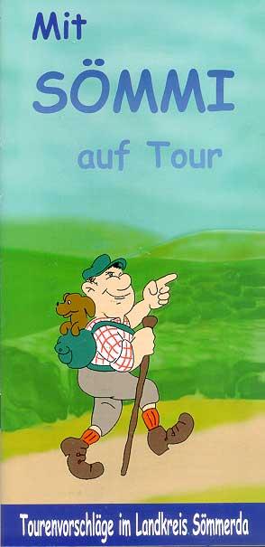 Mit Sömmi auf Tour - Tourenvorschläge im Landkreis Sömmerda