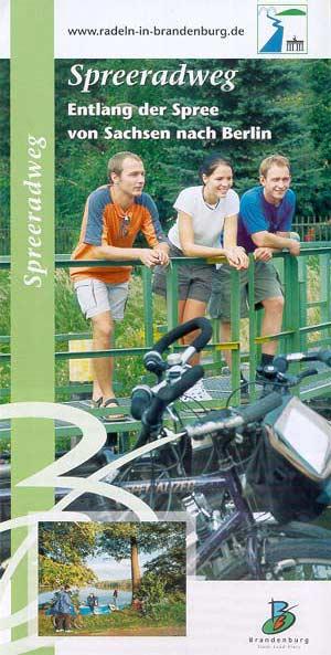 Spreeradweg von Sachsen nach Berlin